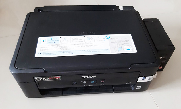 Cara Download Driver Epson L210