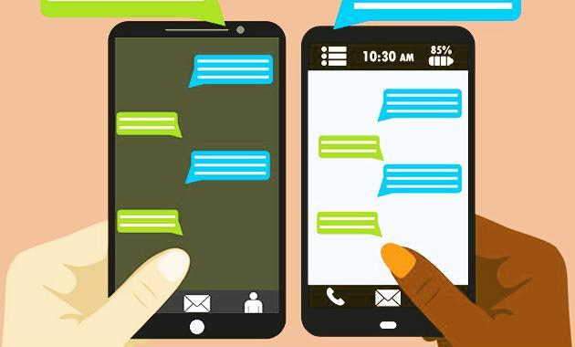 Gambar SMS Lucu