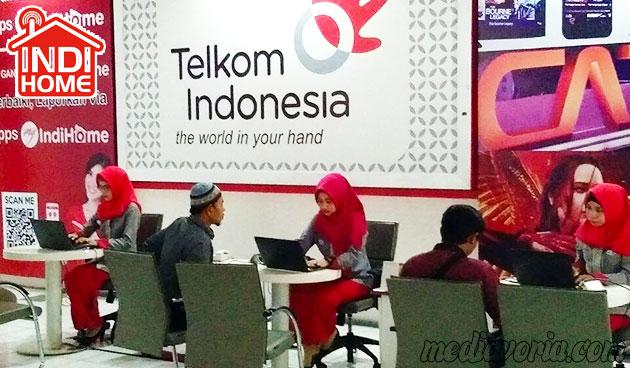 Cara Bayar Tagihan IndiHome di Plasa Telkom