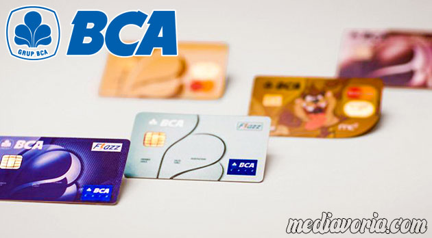 Jenis-Jenis Kartu Kredit BCA
