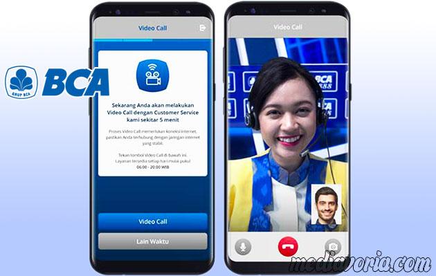 Verifikasi Data Via Video Call BCA Online